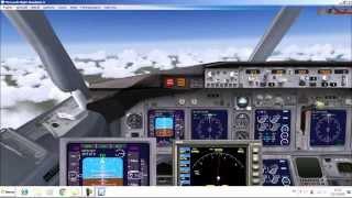 fazendo plano de voo no fsx deluxe