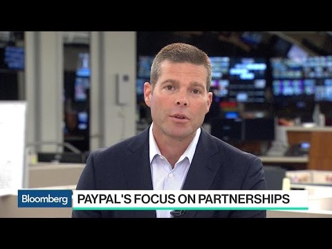 PayPal CFO on Partnerships, Credit Business and Expansion