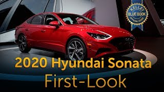 2020 Hyundai Sonata - First Look