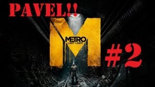 Metro Last Light Gameplay Walkthrough español Xbox360 | Conocemos a Pavel HD AVI Parte 2