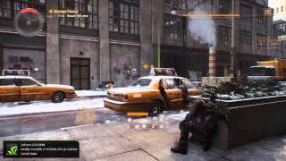 Tom Clancy s The Division Beta Hostage Rescue Mission ASUS ROG G751 Ultra Settings