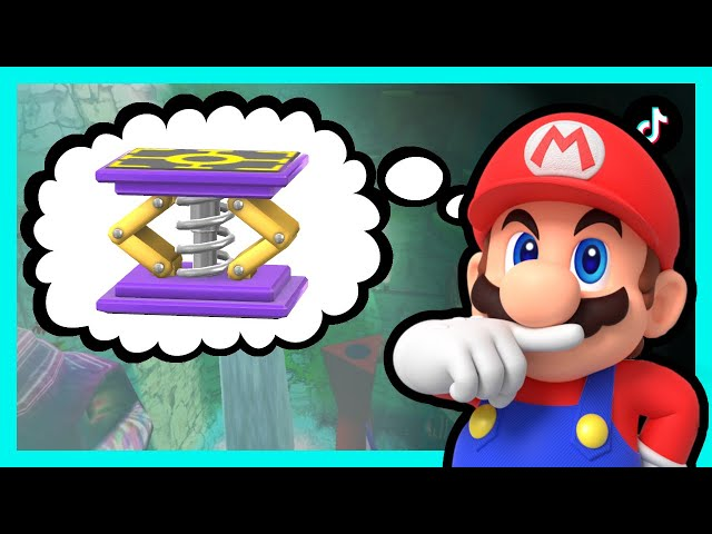 You can try this Mario Sunshine glitch at home