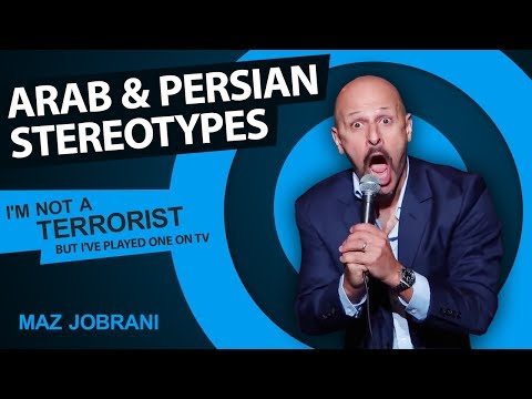 """Arab & Persian Stereotypes"" 