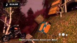 Trials Evolution - Shudder & Sigh ( Ninja lvl 2 )