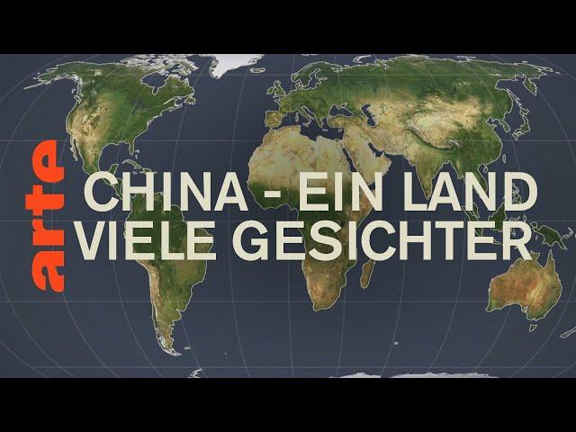 China von innen | Mit offenen Karten | ARTE