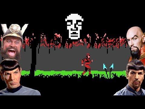 Ross's Game Dungeon: Captain Zzap