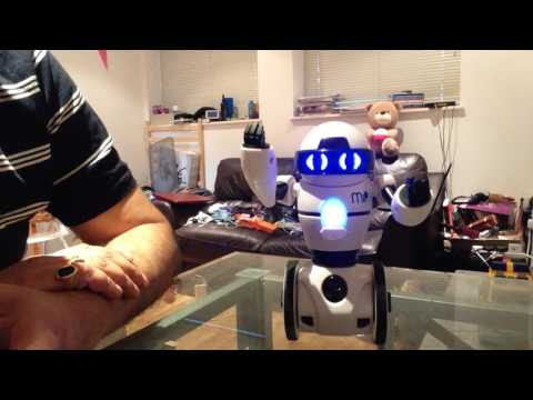 Self balancing robot which uses PID and inverted pendulum