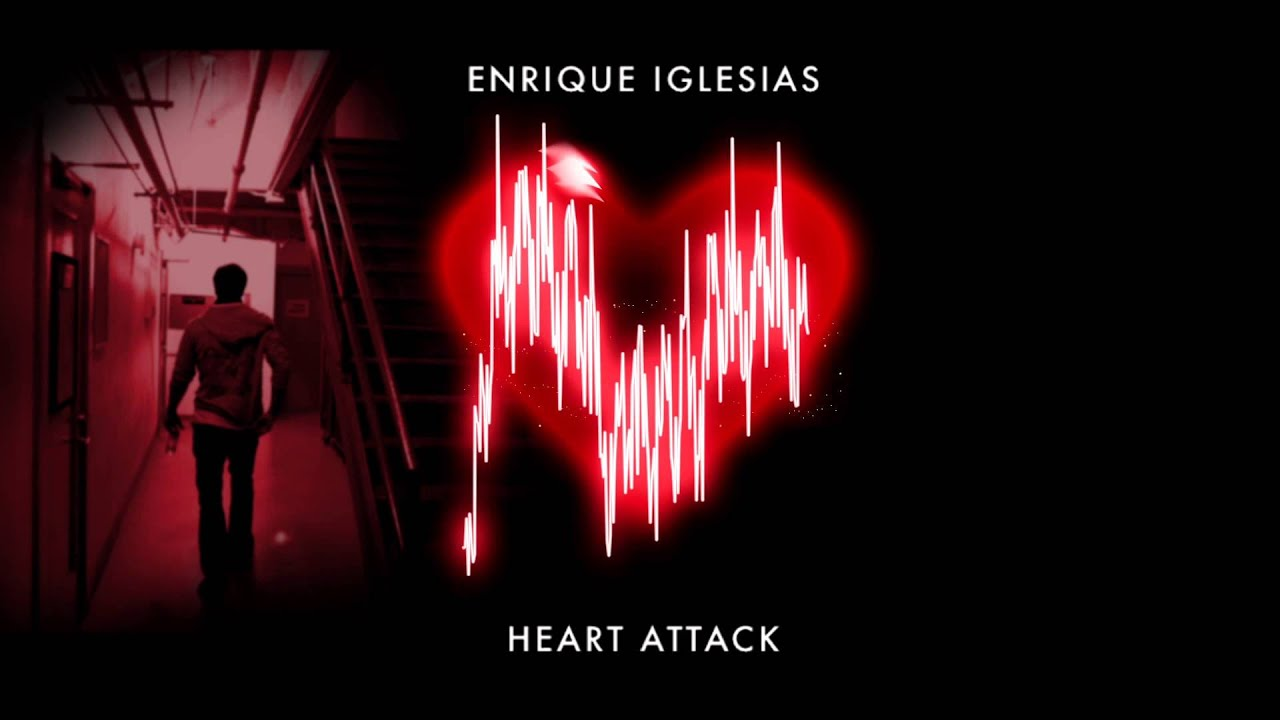 Enrique Iglesias - Heart Attack (Audio) - YouTube