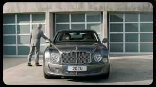 Bentley Mulsanne - Be Driven