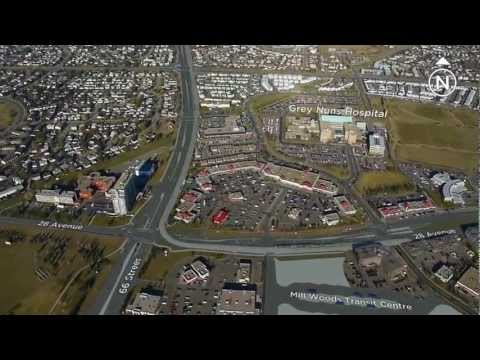 Mill Woods to City Centre LRT Video