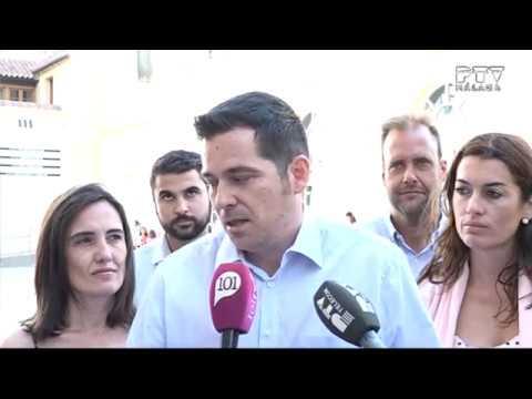 Ciudadanos propone que Málaga presente su candidatura para acoger la gala de los Premios Goya