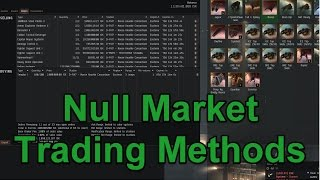 🔴LIVE Null Market Trading for Great Income - EVE Online Live Presented in 4k
