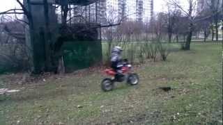 Irbis TTR 125;Forsage 50(72) super moto