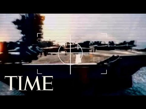 North Korea Releases New Video Showing The White House Under Attack | TIME