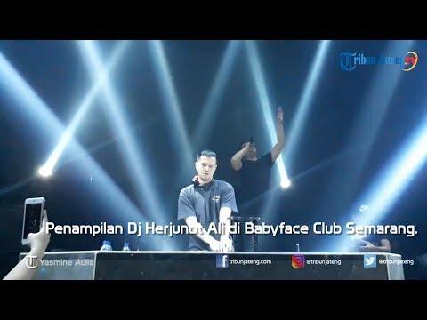 Penampilan Dj Herjunot Ali Di Babyface Club Semarang