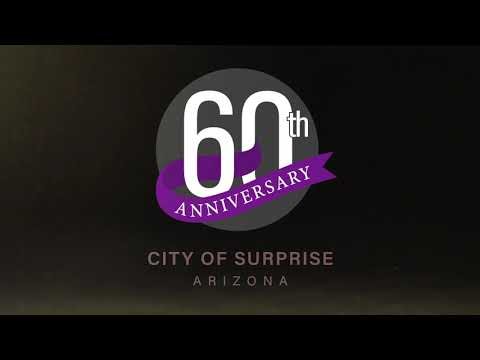 City of Surprise 60th Anniversary video thumbnail