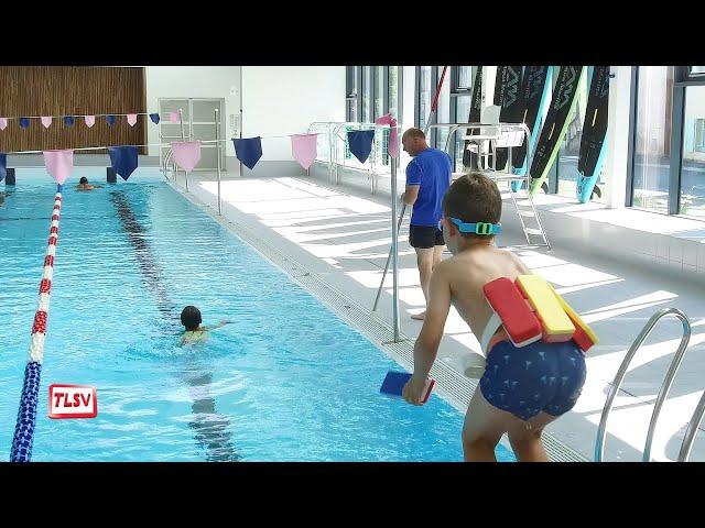 Luçon : les modalités d'accès au centre aquatique