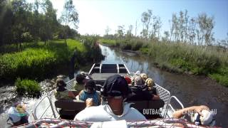 OUTBACK FLOATPLANE ADVENTURES - DARWIN NT AUSTRALIA