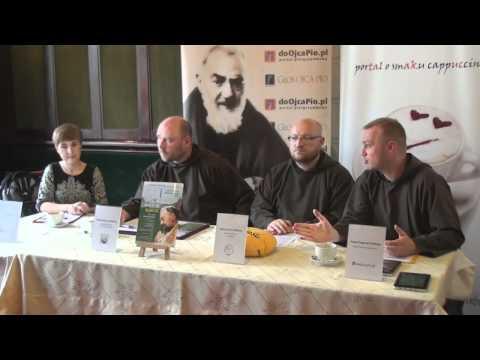 Kapucyńska konferencja prasowa