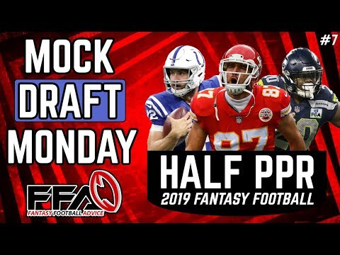 2019 Fantasy Football Mock Draft - Can You Draft QB's Early?