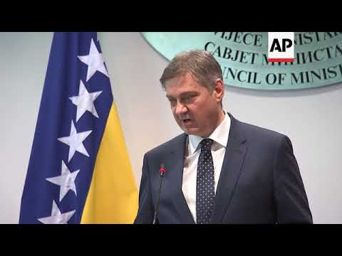 Bosnian PM says country will one day join the EU