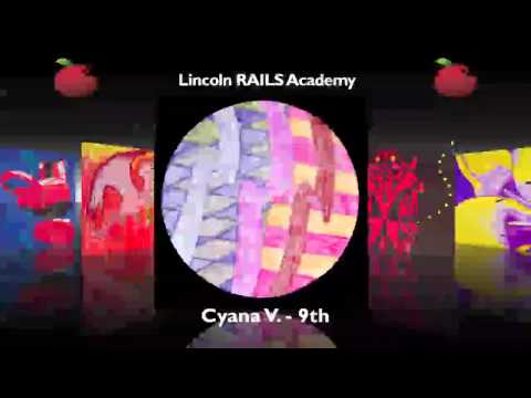 Lincoln RAILS Academy - Red Apple Gallery