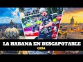 La Habana en un Carro  Descapotable Antiguo ft. Anita con Swing y Alexsa Marvel #cuba #vlogger