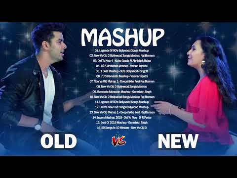 Old Vs New Bollywood Mashup songs 2020_90's Bollywood songs Mashup_Hindi Remix Mashup November 2020