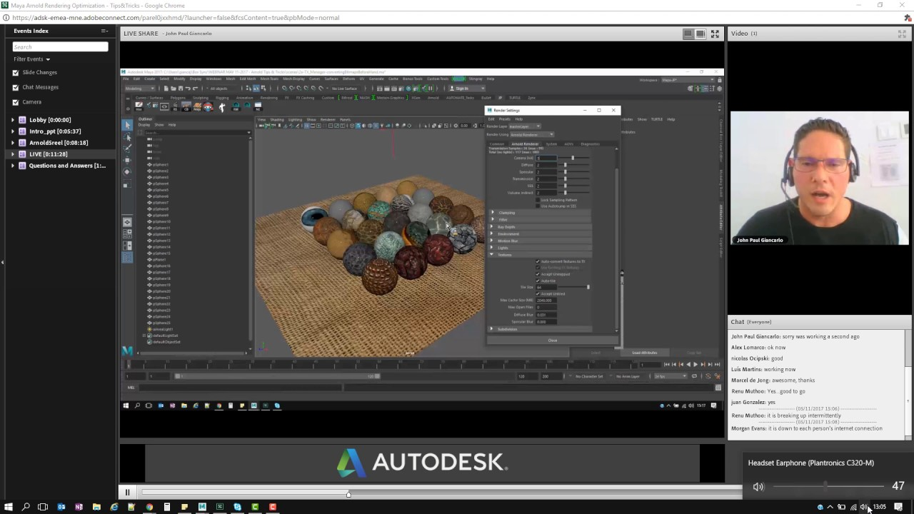 Arnold Render 5 tips and tricks for faster renders - Toolfarm