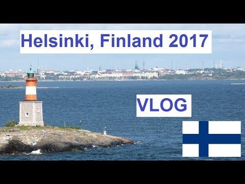 3 Amazing Days in Helsinki Finland 2017