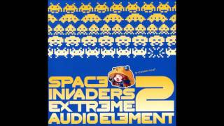 Invader Girl (Stage 5D) Space Invaders Extreme 2 music