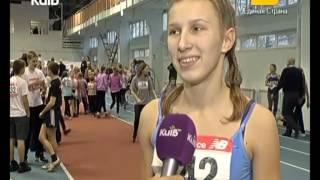 Легкая атлетика чемпионат Киева среди юношей и девушек 2015