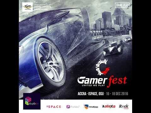 The Obsolete Gamer Show: Ghana's National eSports event - Playbox's Gamers Fest