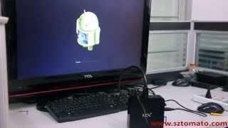 Amlogic 8726 MX M6 Cortex A9 Dual Core XMBC Android Smart TV Box