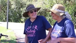 2ª Caminhada Solary - Dia Internacional do Idoso