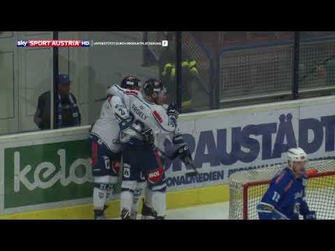 Erste Bank Eishockey Liga 2017/18, Runde 20: EC VSV – Fehervar AV19 1:2 n.SO.