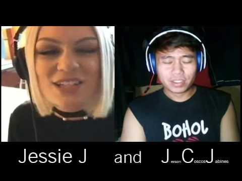 Jessie J - Flashlight with JCJ