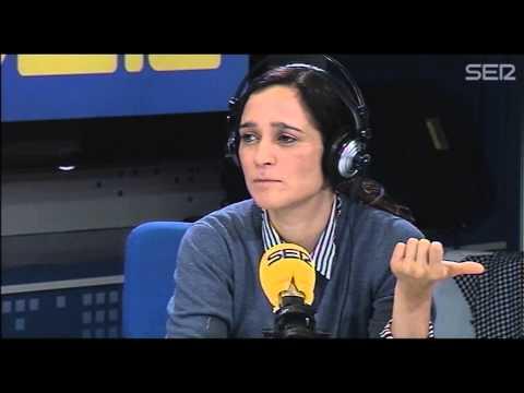 Julieta Venegas, en la SER: ''El disco es una reflexión emocional sobre México'' (parte 1)