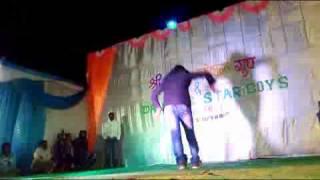 Sunny Tapase performing b-boying style on bharti bhope's birthday event @ titoli, igatpuri.