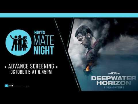 Deepwater Horizon Mate Night