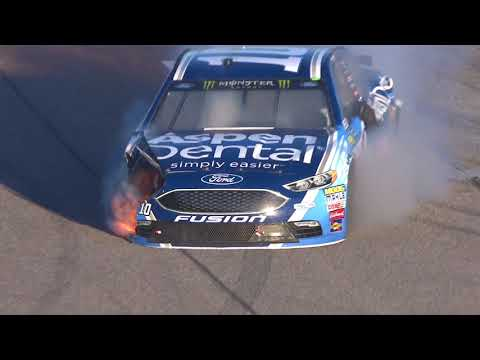 Danica Patrick exits early after smacking wall at Miami