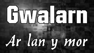 Gwalarn - Ar lan y mor.