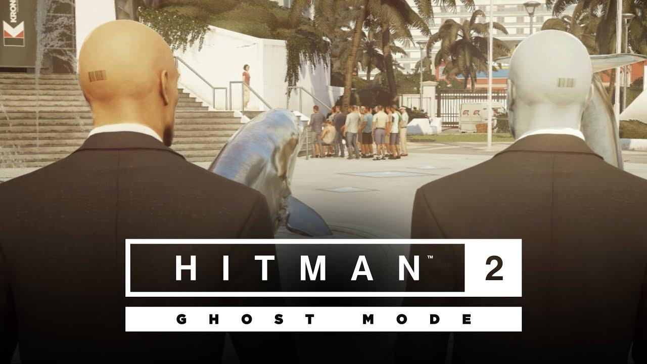 В новом трейлере Hitman 2 анонсировали мультиплеерный режим