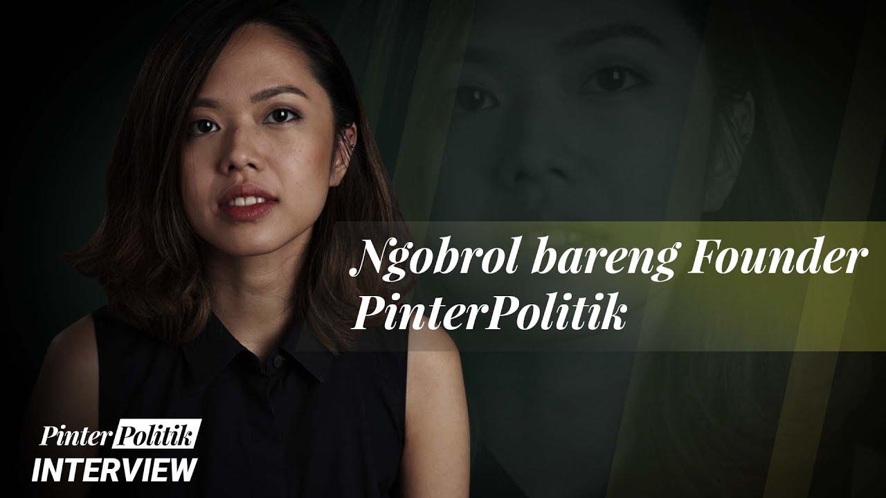 Ngobrol Bareng Founder PinterPolitik   Wawancara Bersama Stephanie Tangkilisan