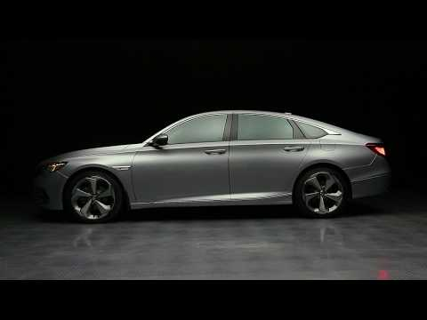 Your Look at the 2019 Honda Accord