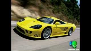 Top 10 Fastest Cars - World's Coolest Supercars!