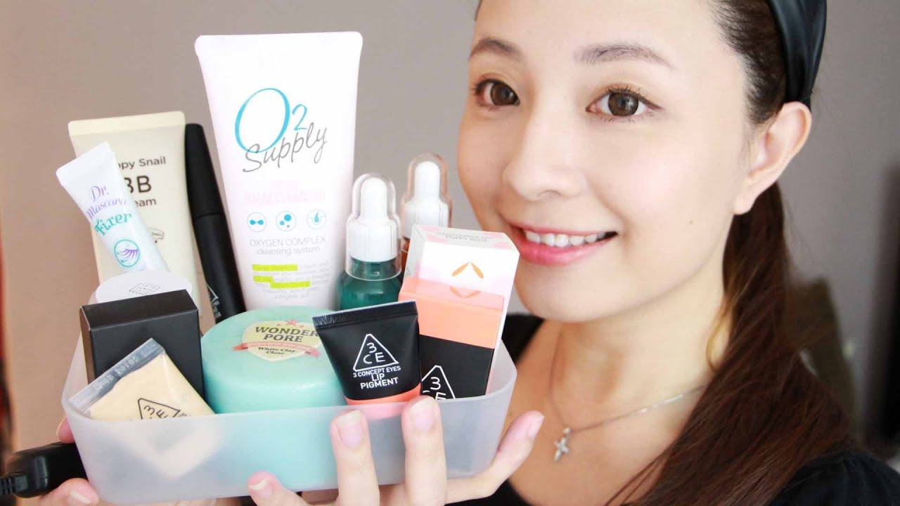 Best Korean Skincare Natural