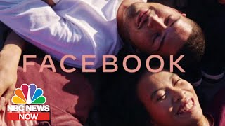 The Story Behind Facebook's New Logo | NBC News Now