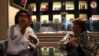 Mrs. Zain Zia from Pakistan visiting Romania