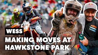 Nuts & Boltons: Mani Lights Up Hawkstone Park To Extend His WESS Lead | WESS 2019